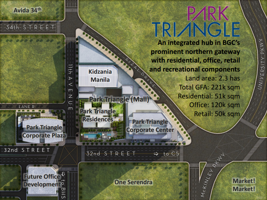 Park Triangle Residences Picture 2