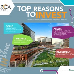 The Veranda at ARCA South Reasons to invest in Arca South